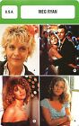 FICHE CINEMA Meg Ryan USA Actrice Actress Productrice