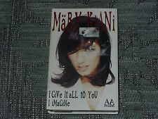 Märy Kiani ‎– I Give It All To You     Cassingle   NEW EX SHOP STOCK