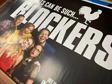 Blockers (2018) starring Jon Cena Original UK Quad Film Poster