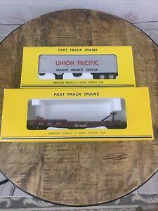 American Models S Scale Model Trains