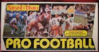 STRAT-O-MATIC FOOTBALL Game 1981 NFL Season Cards Included  super bowl