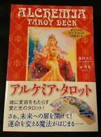 ALCHEMIA TAROT DECK / Original Tarot Card 78 book set Ako Morimura