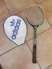 ancienne raquette tennis ADIDAS