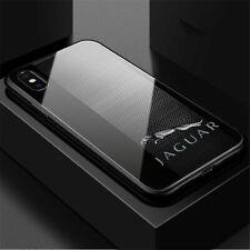 Prima de coches símbolo logo de Jaguar Estuche Cubierta para iPhone Samsung Huawei