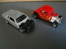 '32 Ford Dtx84 Hot Wheels 1997 & Buick Grand National Car Models