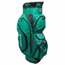 BRAND NEW Team Golf NHL Dallas Stars Clubhouse Cart Bag 13862