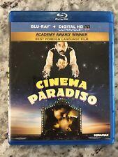 Cinema Paradiso Giuseppe Tornatore Dvd Touching Italian Dr Bluray Widescreen