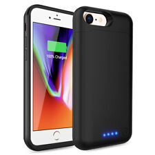 NEW 6000mAh F Apple iPhone 6s, 6 External Power Bank Battery Pack Case Cover USA
