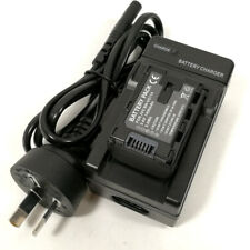 Charger + Battery for JVC BN-VG114U GZ-E300 GZ-E600 GZ-EX270 GZ-MG750 GZ-HM990