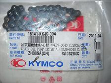 KYMCO CATENA POMPA OLIO 15141-KKJ9-004 ZH30SA K-XCT 125I G-DINK DOWNTOWN