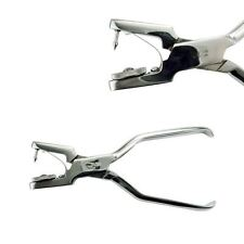 "Mazbot® 7"" Hole Punch Pliers 5-SIZE Jewelry Metal Leather HIGH GRADE HPP06"