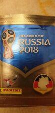 Fifa World Cup 2018 Russia 50 Tüten Sticker Panini WM deutsche Ausgabe