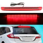 Universal 12V Red LED Car High Mount Level Third 3RD Brake Stop Rear Tail Light