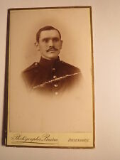 Diedenhofen - Soldat in Uniform - Portrait / CDV