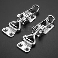 Adjustable Toggle Clamp Hasp Cabinet Box Hardware Toolbox Case Catch Chest Lock