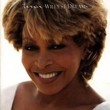 CD Album Tina Turner Wildest Dreams (Whatever You Want, Goldeneye) 90`s EMI