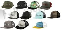 NEW RVCA The RVCA Trucker Snapback Hat Cap