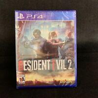 Resident Evil 2 Remake (PS4 / PlayStation 4) BRAND NEW / Region Free