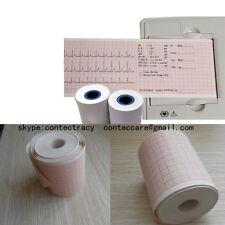 Impresora Térmica De Papel Para Ecg Ekg Machine ecg300g,80 mm * 20meters, grabación de papel