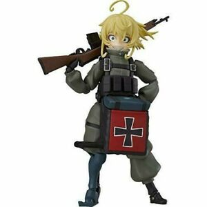 Max Factory Saga of Tanya the Evil Tanya Degurechaff Action Figure 4545784066027