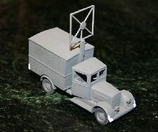 MGM 080-166 1/72 Resin WWII German Phanomen Granit H25 Case Mounted Radar Truck