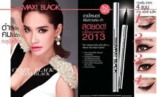 Mistine Maxi Black Ultimate Up Eye Liner Sharp Waterproof Liquid Pen Eyeliner