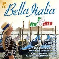 BELLA ITALIA-50 ITALO-HITS 2 CD NEW+