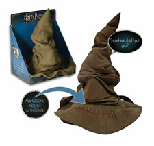 Harry Potter-Real Talking Sorting Hat-Which house will he choose?