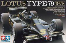 TAMIYA LOTUS TYPE 79 1978 - KIT MONTAGGIO 1/20 - ITEM 20060