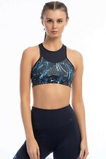 Woman Bra NIKE SWOOSH FEATHER CURVE BRA TOP Large 928887-412 size L