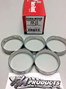 Dura-Bond FP33 Ford FE 390 427 428 High Performance Engine Camshaft Bearing Set