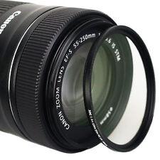JJC 58mm A+Ultra Slim AluminumFrame Multi-Coated UV Filter Camera Lens Protector