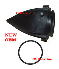 NEW OEM Sea Doo High Oil Capacity Impeller Cover Cone for 140mm Pumps (exc RFI)