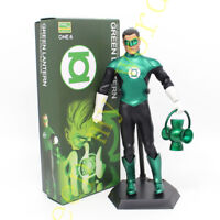 "CRAZY TOYS DC GREEN LANTERN 1/6TH COLLECTION HAL JORDAN FIGURE 12"" STATUE NEW"