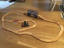 Thomas & Friends Wooden Railway Track & Train Lot - incl Rheneas, Emily, #1