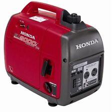 Honda 2,000 Watt Quiet Portable Inverter Generator - EB2000T1A3 w/30 AMP Plug