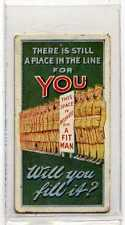 (Jc2169-100)  WILLS,RECRUITING POSTERS,THERE IS STILL A PLACE IN LINE FOR,1915#