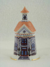 Lenox Porcelain VILLAGE COURTHOUSE BELL 1993