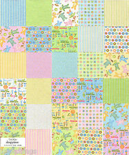 RARE Moda Sleepytime by Lori Gardner 29 piece 5X5 Charm Pack Quilt Squares OOP!