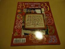 LIVRET N°2 - LES FLEURIS - ENCYCLOPEDIE DES ALPHABETS - PRIMA DONNA EDITIONS