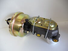 "HOLDEN BRAKE BOOSTER ZINC 7""SINGLE DIAPHRAGM & MASTER CYLINDER 3/8 PORTS"
