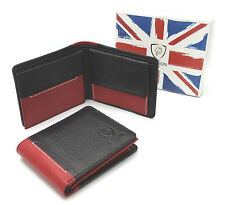 Designer J Wilson 5229 Real Genuine Mens High Quality Leather Man Wallet Purse