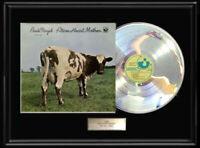 PINK FLOYD ATOM HEART MOTHER LP WHITE GOLD SILVER PLATINUM TONE RECORD LP RARE