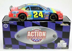 Jeff Gordon 1997 #24 DuPont Monte Carlo 1:24 Action Platinum Limited Edition