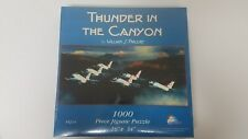 Thunder In the Canyon By William S. Phillips Jigsaw Puzzle 1000 Piece SunsOut