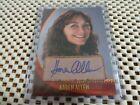 Karen Allen - Signed Autograph Auto Trading Card 2008 Indiana Jones AUTOGRAPH
