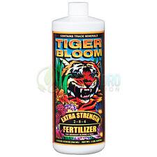 FoxFarm Tiger Bloom Blossom Builder Fertilizer 1 QT Quart / 32 fl oz