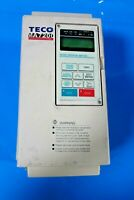 TECO-WESTINGHOUSE MA7200-4005-N1 VARIABLE FREQUENCY DRIVE @A5