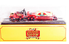 Camion Circo Harris's AEC Mammoth and Load 1:76 Atlas Circus (n.104)