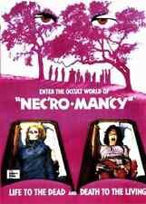 Necromancy / The Headless Eyes DVD Orson Welles Bert I. Gordon